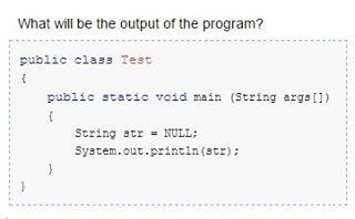 Cevapları alalım  A) NULL B) Compile Error C) Code runs but no output D) Runtime Exception  #developerslife  #coders #softwares #backend #development  #tech #csharp #software #programmers #programming #programmerlife  #codinglife  #geek #nerd #coders  #bilgisayar #coding #kodlama #javascript #css #java #android #php  #java #python #kodlama #frontend  #yazilim #system #soru #question #kodlama #programlama #bilisim