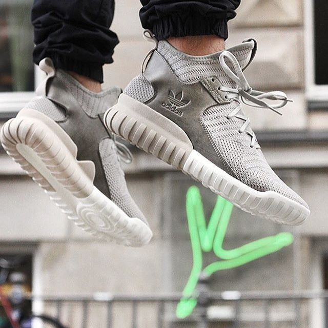 Die neue Generation des Tubulars startet durch: der Tubular X Knit. #regram @animaltracks_de #adidasOriginals