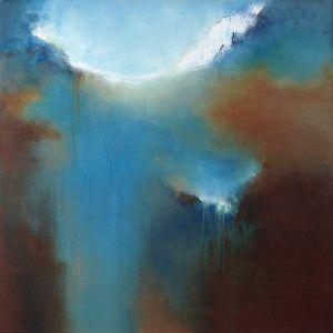 """Rustic Mountain"" by Bee Doughty-Pratt"