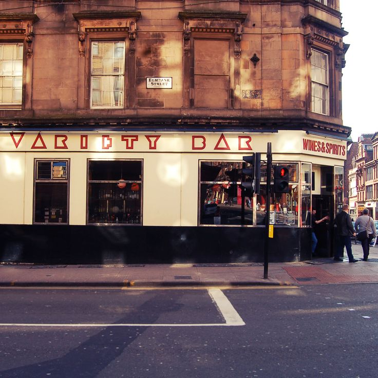 One of the best bars in Glasgow especially on a Friday night when music is awesome