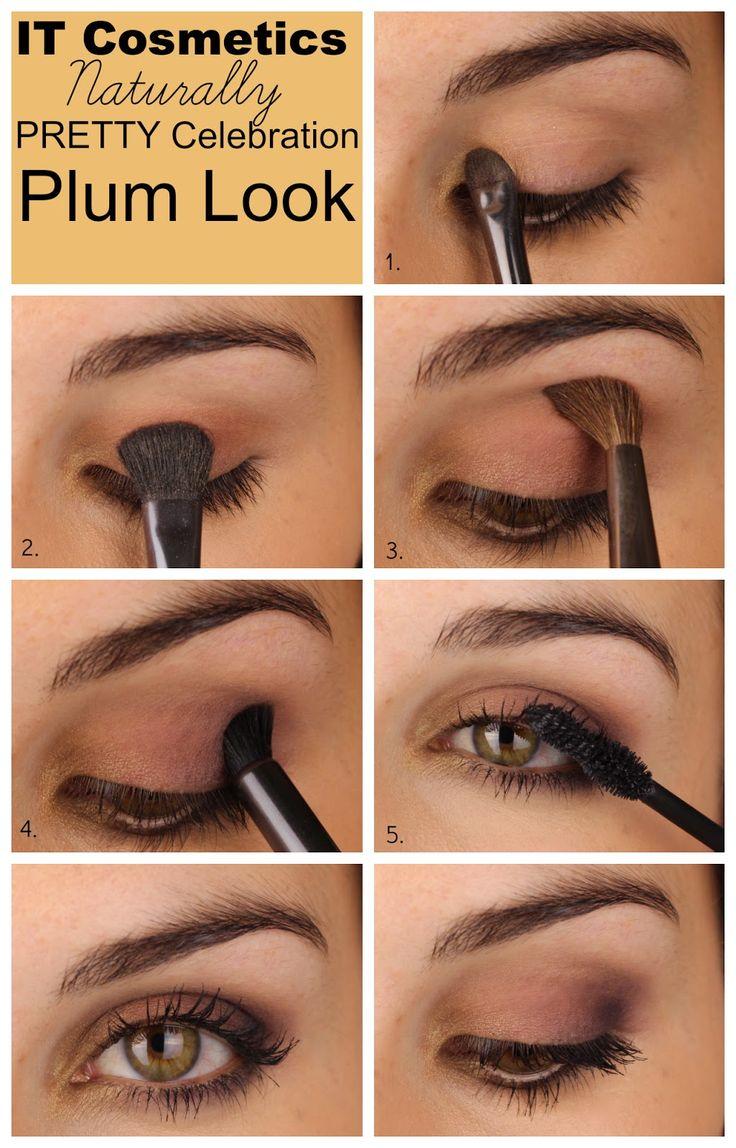 25+ Best Ideas About Plum Eye Makeup On Pinterest  Plum Eyeshadow, Plum  Smokey Eye And Plum Makeup