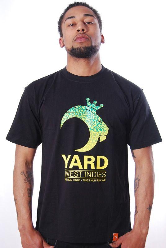 BLOCKPARTY, T-Shirt, Black