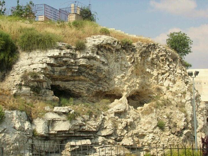 Golgotha Jeruzalem Israel