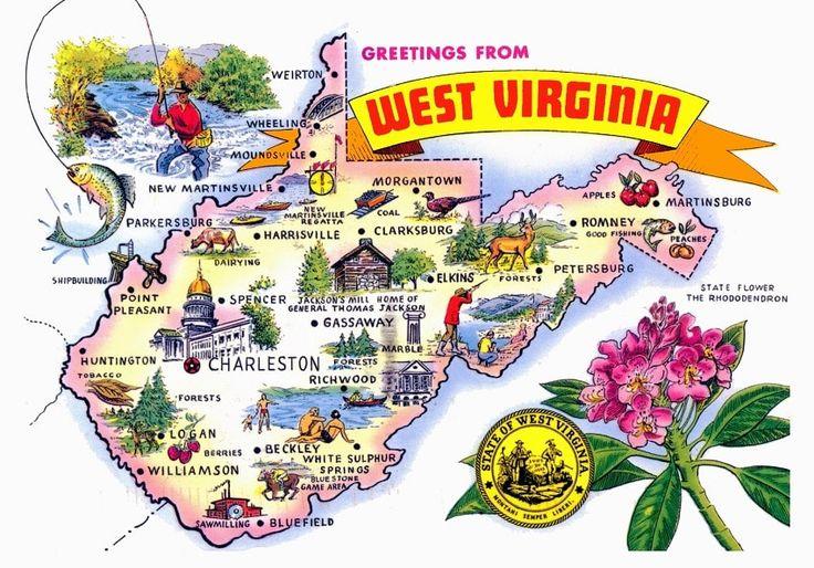 Os burocratas de Virgínia Ocidental estão avançando para definir o Bitcoin e outras moedas digitais