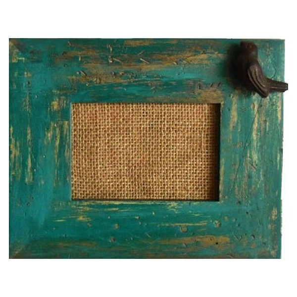 liked on polyvore featuring home home decor frames timber frames bird home decor wooden home decor wood home decor and teal home accessories