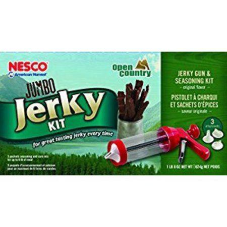 NESCO BJX-5 Red Jerky Works Jumbo Kit