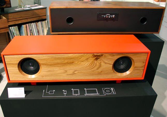 Tabletop HIFI by Symbol Audio