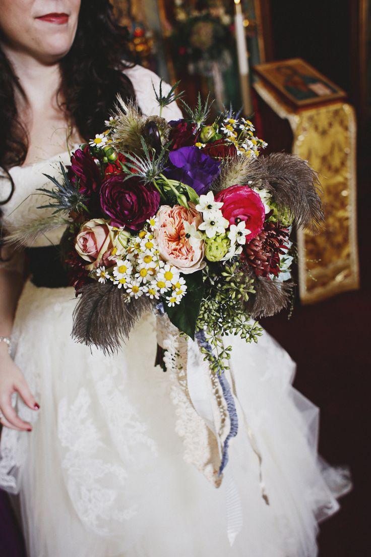 top wedding invitations016%0A Eclectic Bridal Bouquet