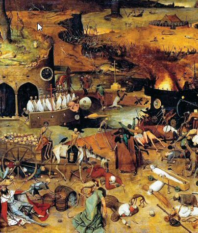 the effects of the black death on medieval europe essay The political and social consequences of the black death, 1348 – 1351  sanitation made medieval urban europe so disease-ridden, no city of any size could .