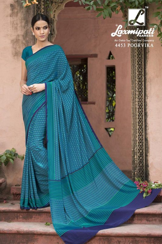 Officewear Crepe Saree