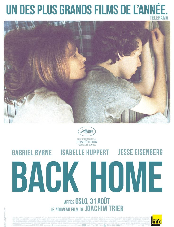 Affiche Back Home