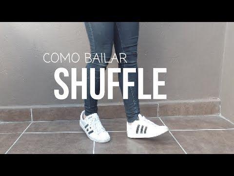 COMO BAILAR SHUFFLE | TUTORIAL | PASOS BASICOS #1| 2017 - YouTube