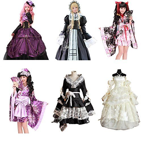 Anime Halloween Costume Ideas
