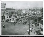 [Homecoming parade during the Great Depression] :: Provo Photographs