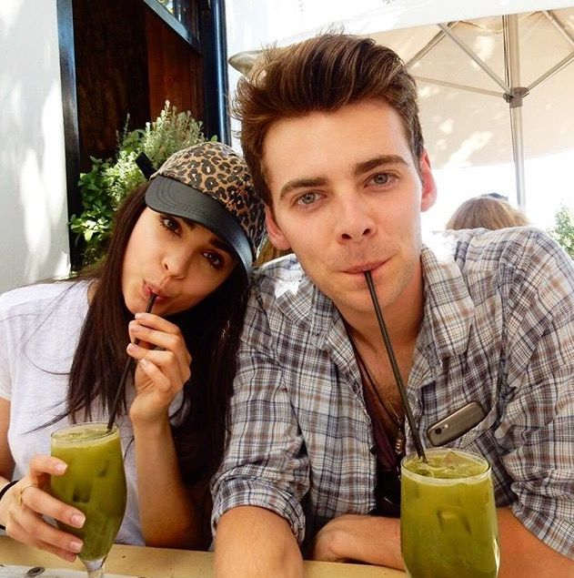 Thomas Law and Sophia Carson are so cute together!! (Especially when Thomas Law is so adorable)