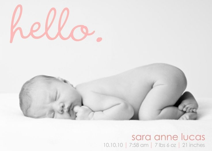 faire part naissance photo   girlystan.com
