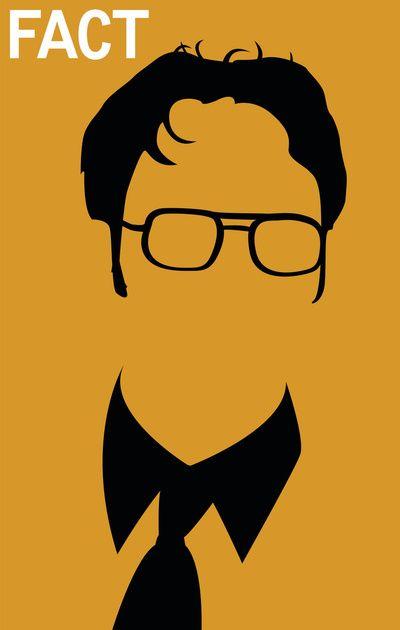 Dwight Schrute Art Print | #TheOffice