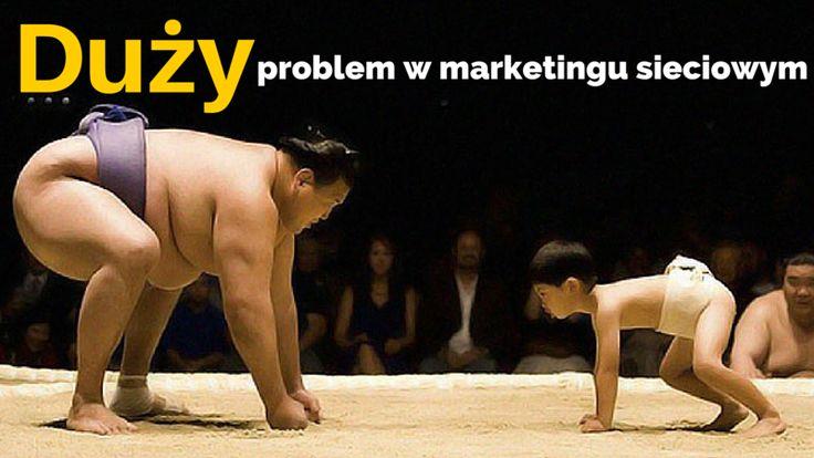 #Marketingsieciowy pomimo wielu zalet ma swoje wady. Oto jedna z nich a właściwie DUŻY problem: http://blog.swiatlyebiznes.pl/duzy-problem-w-marketingu-sieciowym/