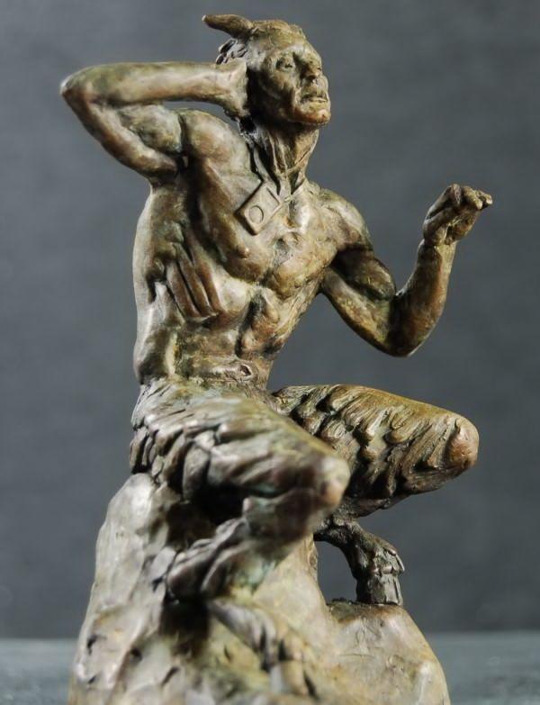 Life's Best #Ancient #Sculpture #iPod #Apple