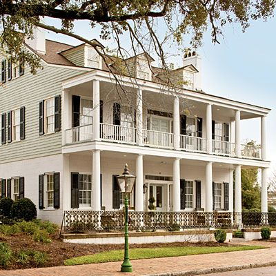 The South's Best Bed & Breakfasts | Fort Conde Inn, Mobile, Alabama