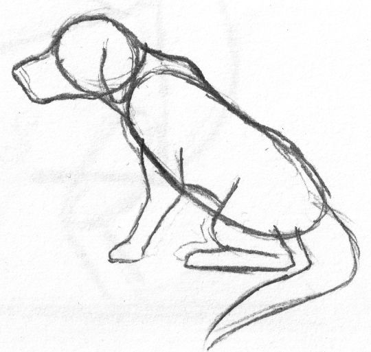 Who doesn't love dogs? No one, that's who! If you are feeling the itch to draw man's best friend, then allow me to scratch it for you. If you've never drawn a dog before, or have trouble drawing dogs in general, this tutorial will hopefully shed a little light on the process. As I start …
