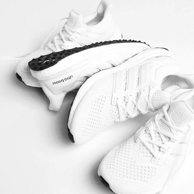 Online now adidas Ultra Boost M White/Silver Metallic by end_clothing