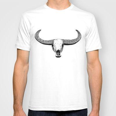 Buffle D'eau T-shirt by Ywana - $22.00