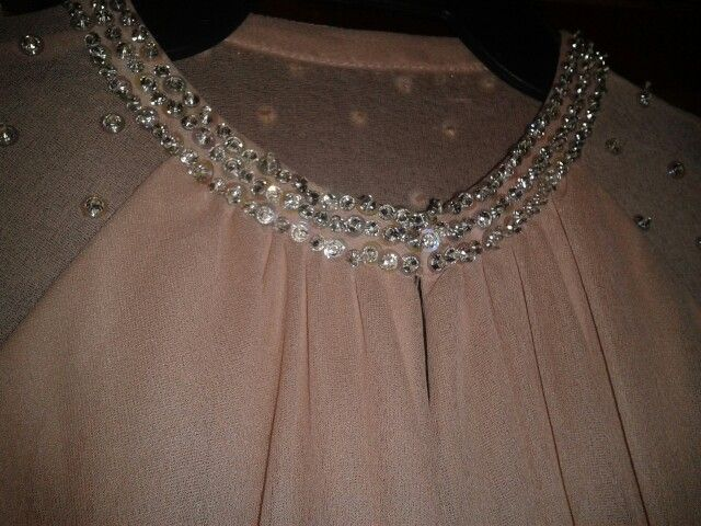 This dress is amazing... This is only a little detail...My Eid Al Adha dress , special gift of my husband...Love it and I love Valentino's Designer. <3