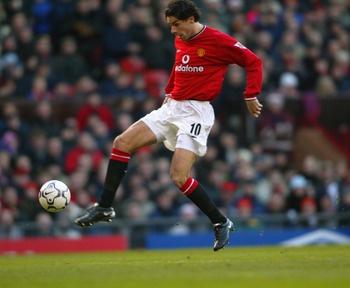 Ruud Van Nistelrooy   Former Netherlands #9, Former Manchester United #10
