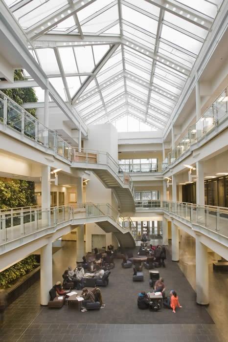 Atrium, Saint Mary's University