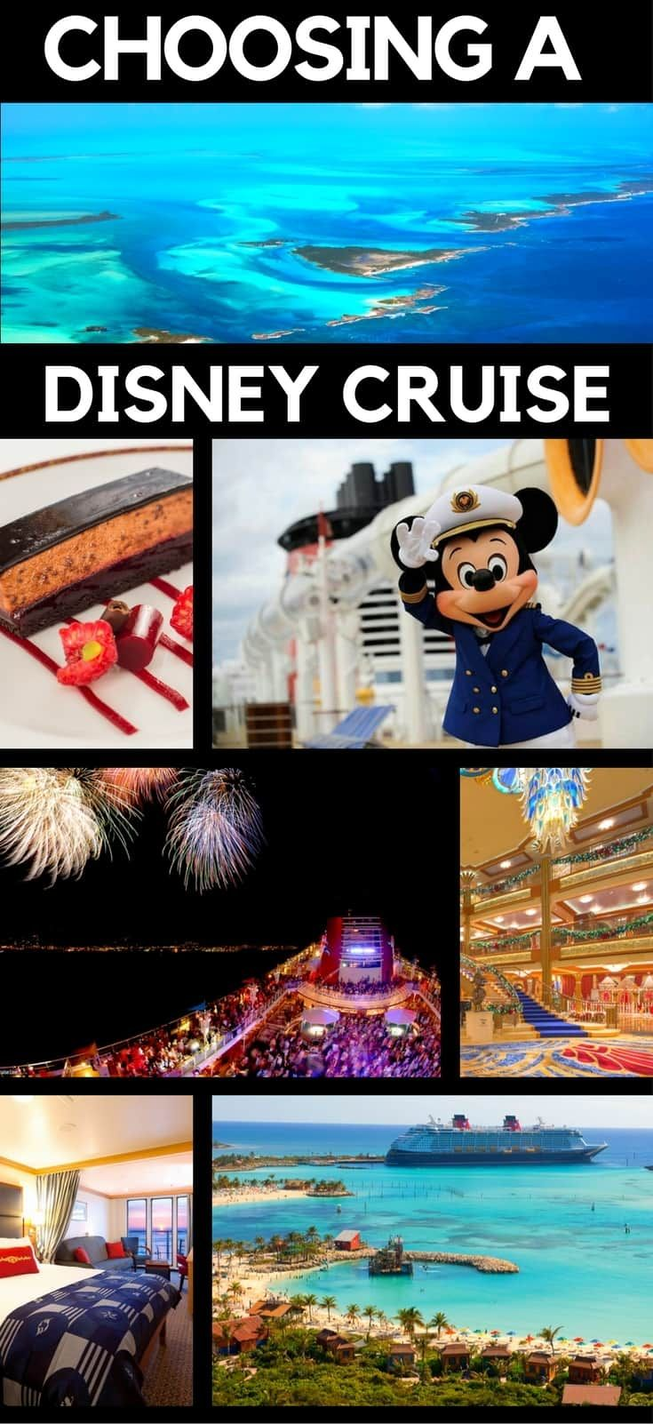 The Ultimate Guide to Choosing a DIsney Cruise Line Vacation: Best DIsney Ships, Staterooms, DIsney Itineraries