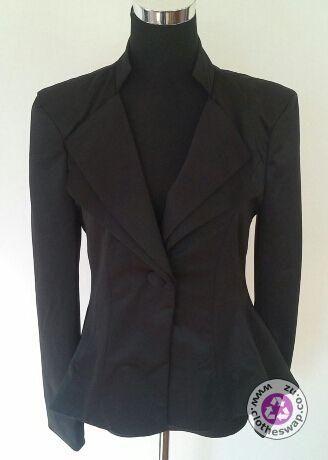 Clotheswap - new peplum blazer