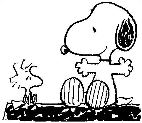 The 25+ best Snoopy coloring pages ideas on Pinterest   Great ...