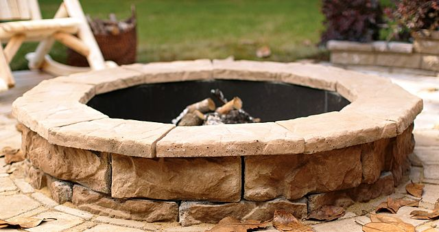 113 best images about red white blue on pinterest for Gravel around fire pit