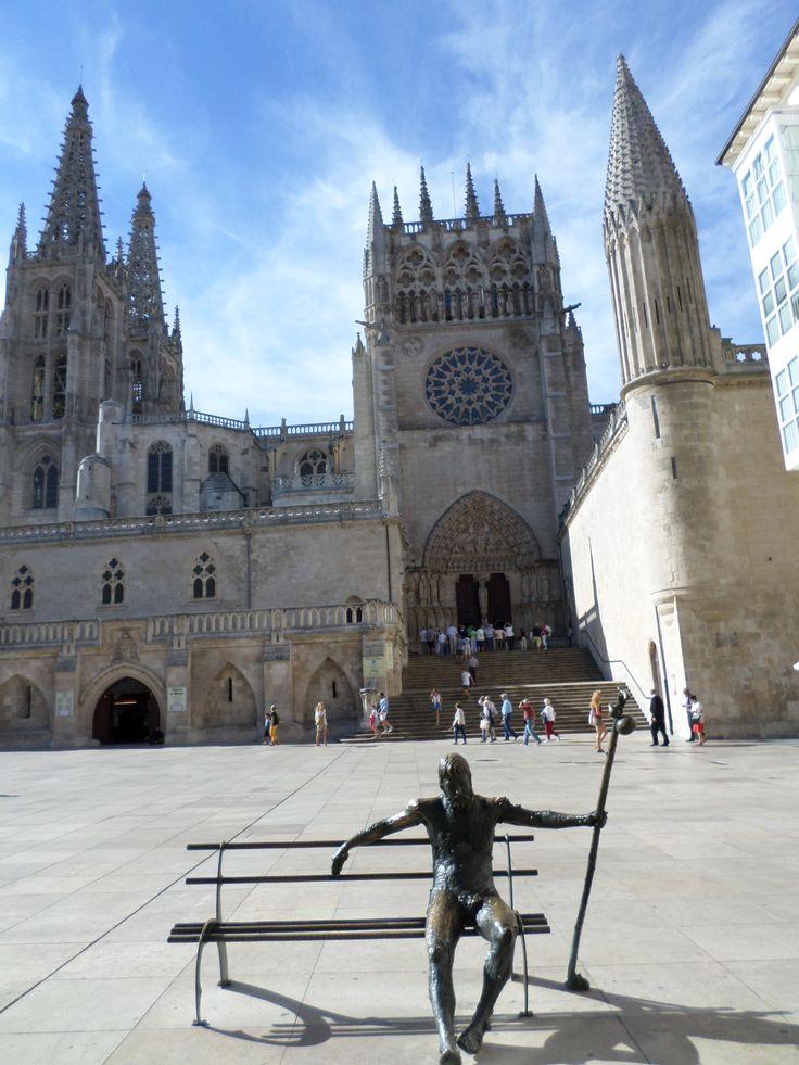 Catedral de Burgos en Burgos, Castilla y León... Peregrino!