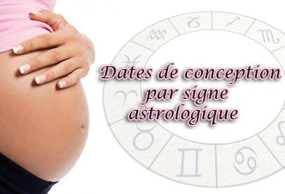Vous aimeriez que votre bébé soit d'un signe astrologique spécifique? Retrouvez ici un guide des dates de conception pour 2012/2013 qui vous permettra d'aligner la naissance de votre enfant avec la période du signe de votre choix.