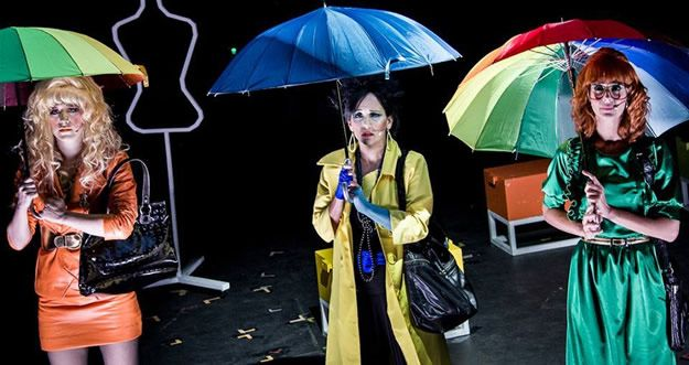 Mentiras El Musical - Teatro Peruano Japonés - Lima (2014)