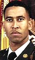 Army SGT Franklin R. Vilorio, 26, of Miami, Florida. Died September 6, 2005, serving during Operation Iraqi Freedom. Assigned to Brigade Troops Battalion, Division Support Brigade, 3rd Infantry Division, Fort Stewart, Georgia. Died of injuries sustained when an improvised explosive device detonated near his vehicle during combat operations in Baghdad, Iraq.