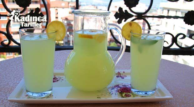 Limonata Tarifi nasıl yapılır? Limonata Tarifi'nin malzemeleri, resimli anlatımı ve yapılışı için tıklayın. Yazar: Sümeyra Temel
