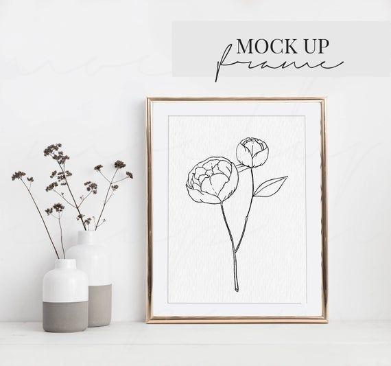 Free 8x10 Gold Mockup Frame Portrait Gold Frame Mock Up Psd Free Psd Mockups Frame Mockup Free Mockup Free Psd Free Psd Mockups Templates