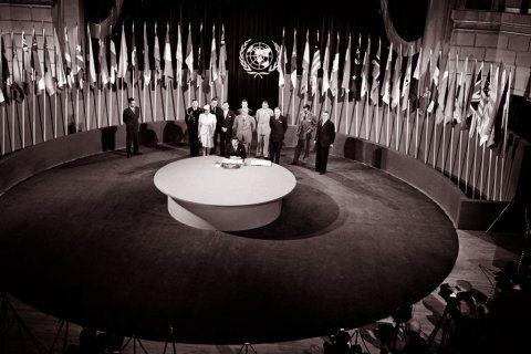 Примечание   Организация Объединенных Наций