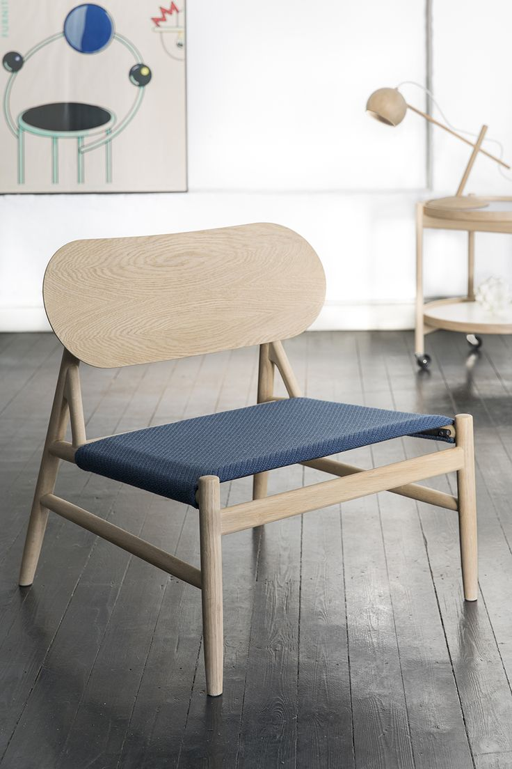 Ferdinand Lounge Chair, designed by Danish-based OeO Design | Brdr. Krüger