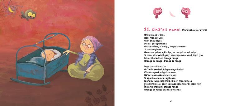 Mircan Nanni  Page 10   Illustration by Aysin Eroglu
