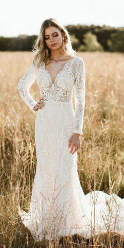 9b7305d1efa35 Rustic Wedding Dresses For Inspiration ❤ Wedding planning ideas &  inspiration. Wedding dresses, decor, and lots more. #weddingideas #wedding # bridal