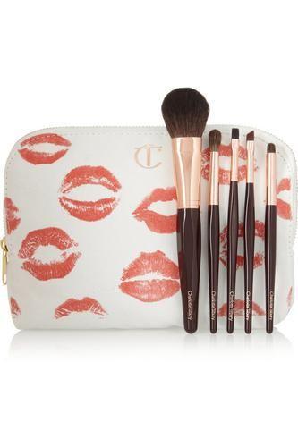 Set of five color brushes #covetme #charlottetilbury