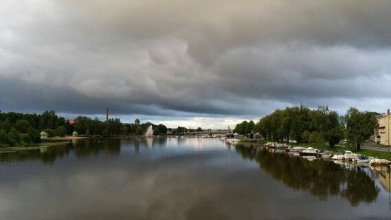 Kokemäenjoki, Pori, Finland