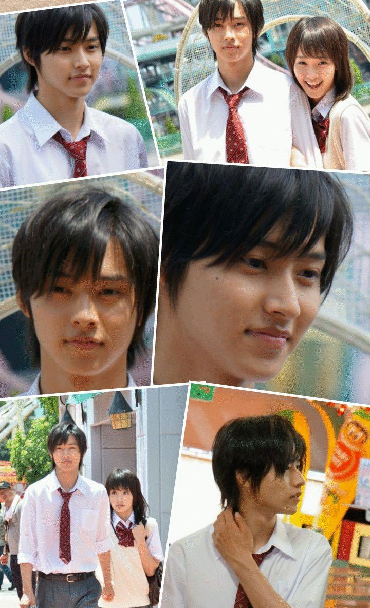 """Kento Yamazaki, The Kabe-don scene from J live-action Movie from manga """"L♡DK"""", 2014. Plot & Movie [Eng. Sub]"""