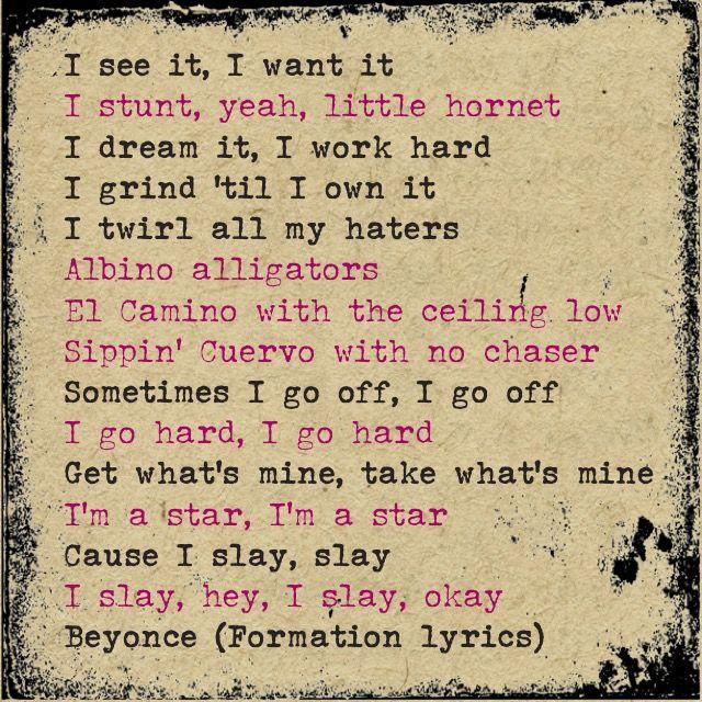 Work It Out lyrics - Beyoncé - Genius Lyrics