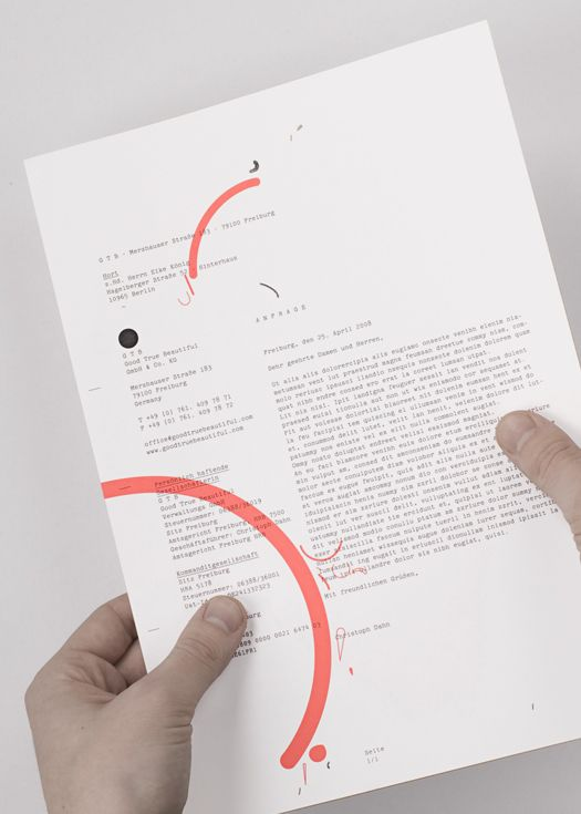 G T B brand identity | Designer: Hort