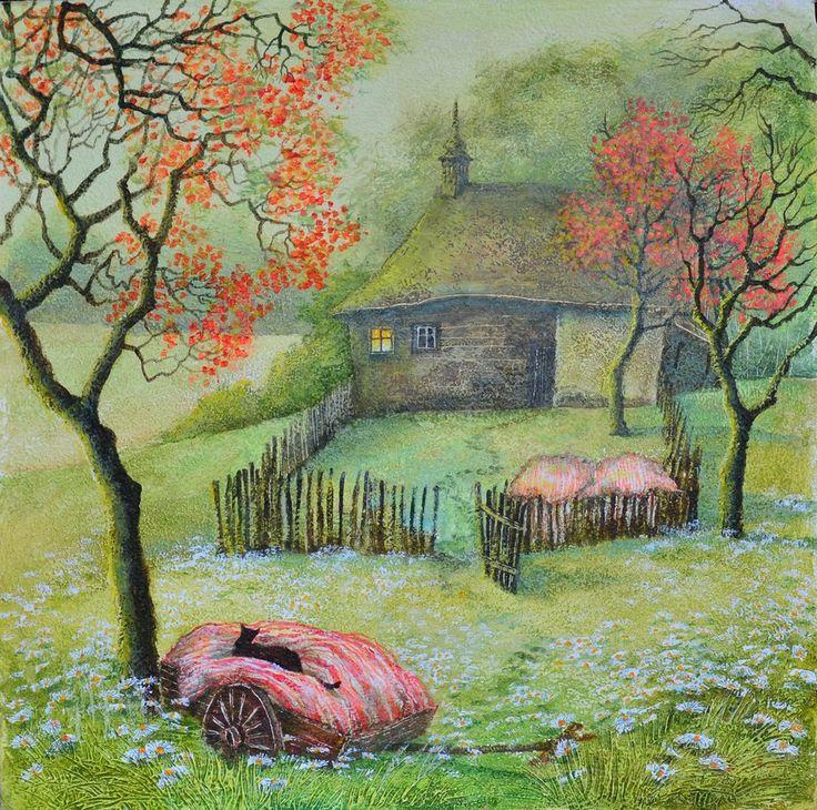 Galerie obrazů Simonetty Šmídové pro rok